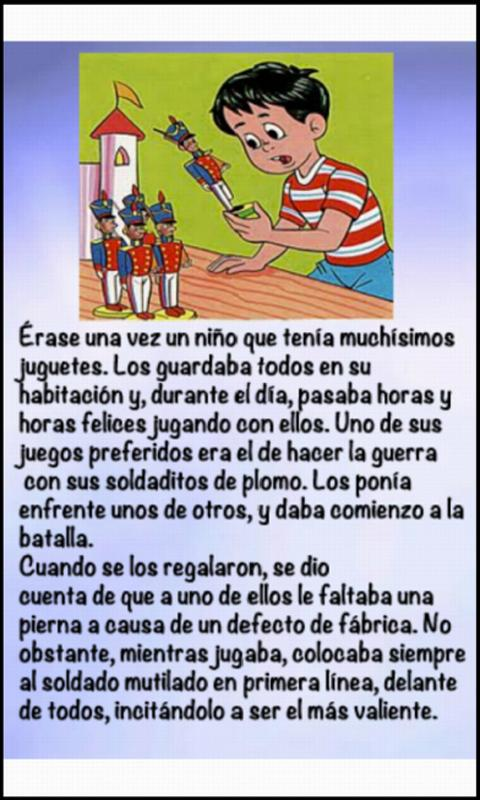 Cuentos Infantiles- screenshot
