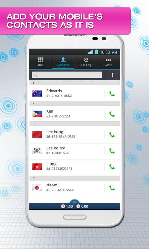 Global Call­ - Free $1.0 - screenshot