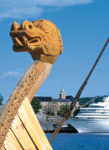Crystal-Symphony-Oslo-Norway - View Viking history and learn about Nordic culture when you visit Oslo, Norway, aboard the Crystal Symphony.