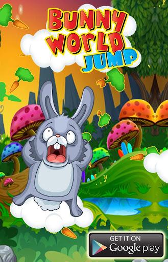 Bunnys世界跳躍。