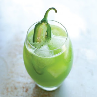 Spicy Green Juice.
