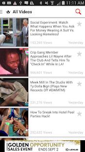 Worldstar Hip Hop (Official) - screenshot thumbnail