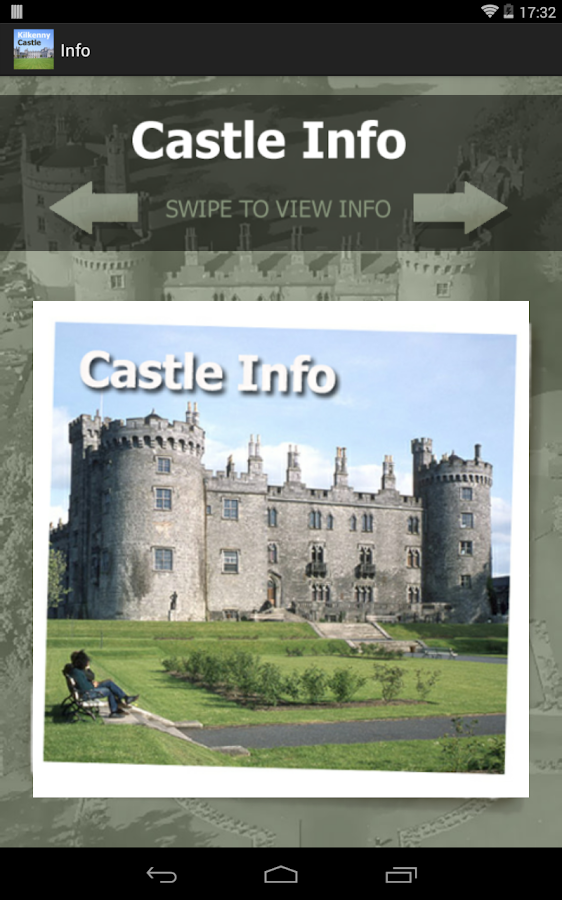 Kilkenny Castle Tour- screenshot