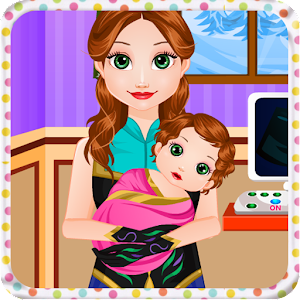 Anna Newborn Baby Care for PC and MAC