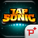 Rhythm Action TAP SONIC logo