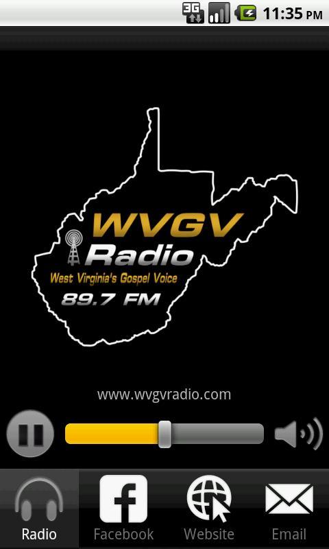 WVGV Radio- screenshot