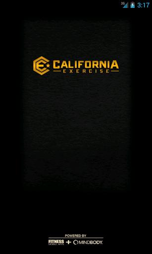 California Exercise