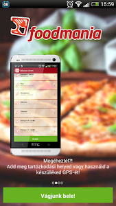Foodmania screenshot 0