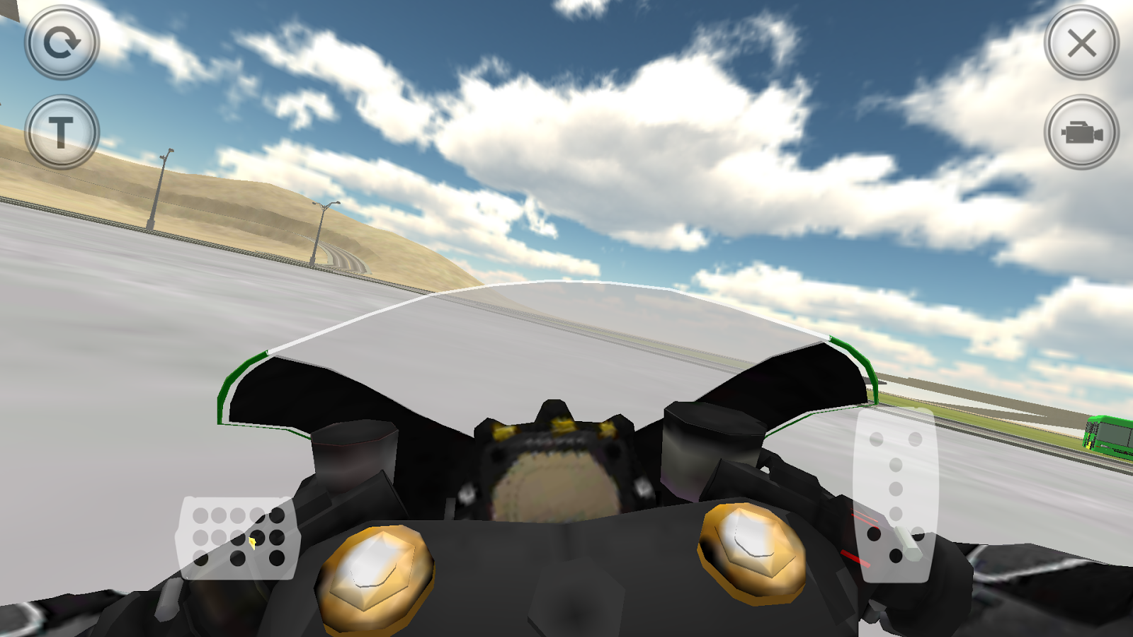 Motor Race Simulator London Android Apps On Google Play