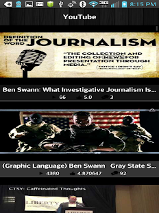 Ben Swann Truth in Media - screenshot thumbnail