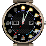Weather Watch, Smart WatchFace