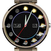 Weather Watch, Smart WatchFace