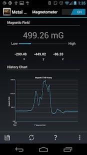 Metal Sniffer: Metal Detector- screenshot thumbnail