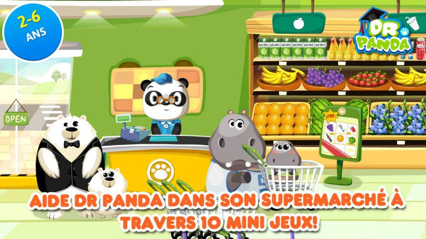 android Dr. Panda: Supermarché Screenshot 0