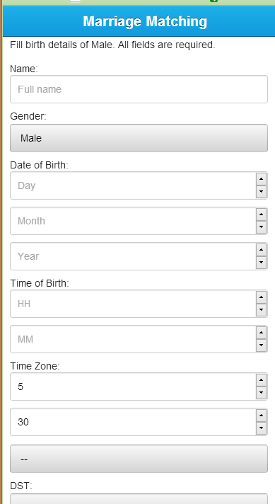 Online janam kundali by date of birth in Sydney