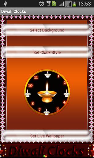 Diwali Clocks