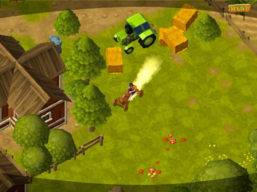 Taca-le pau 3D - Game Completo