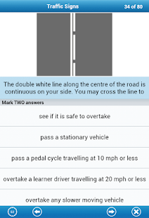 UK PCV Theory Test - screenshot thumbnail