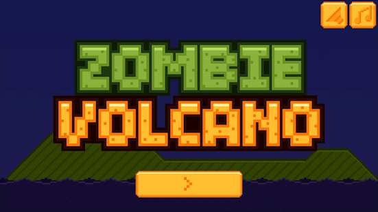 Zombie Volcano- screenshot thumbnail