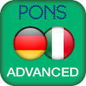 Italian<>German ADVANCED logo
