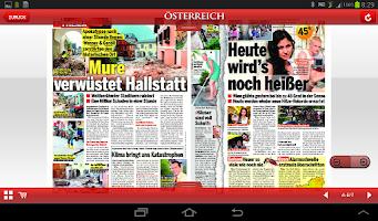 Screenshot of ÖSTERREICH