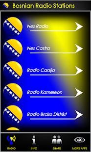 Bosnian Radio Stations - náhled