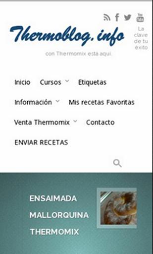 ThermoblogApp