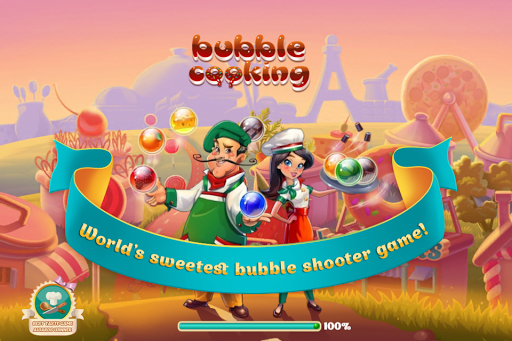 Bubble Cooking Adventure