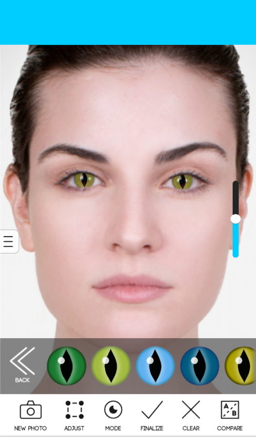 Eye Color Studio - screenshot