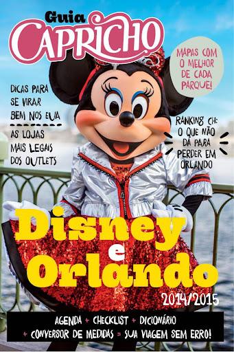 Guia Capricho Disney e Orlando