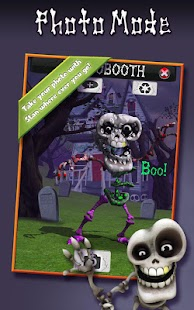 Talking Skeleton !!!- screenshot thumbnail