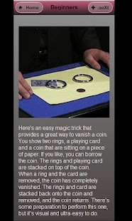 Magic Coin Tricks - screenshot thumbnail