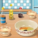 Games cooking recipes icon