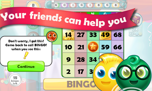 Call Bingo - screenshot
