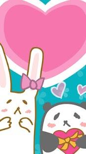 Rabbit and Panda