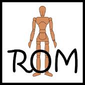 和鍼灸院式ROM(関節可動域)