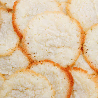 Cream Cheese Cookies.
