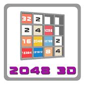 2048 3D с вариациями