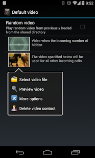 Video Caller Id (Pro)- screenshot thumbnail