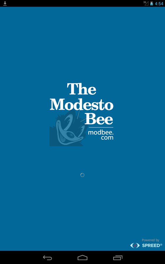 The Modesto Bee & ModBee.com - screenshot