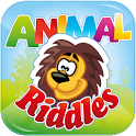 Animal Riddles for Kids icon