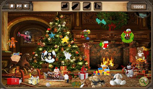 Hidden Object Christmas Spirit