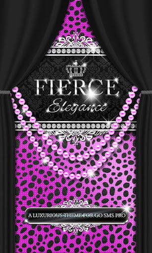 Luxury Theme Purple Cheetah ★