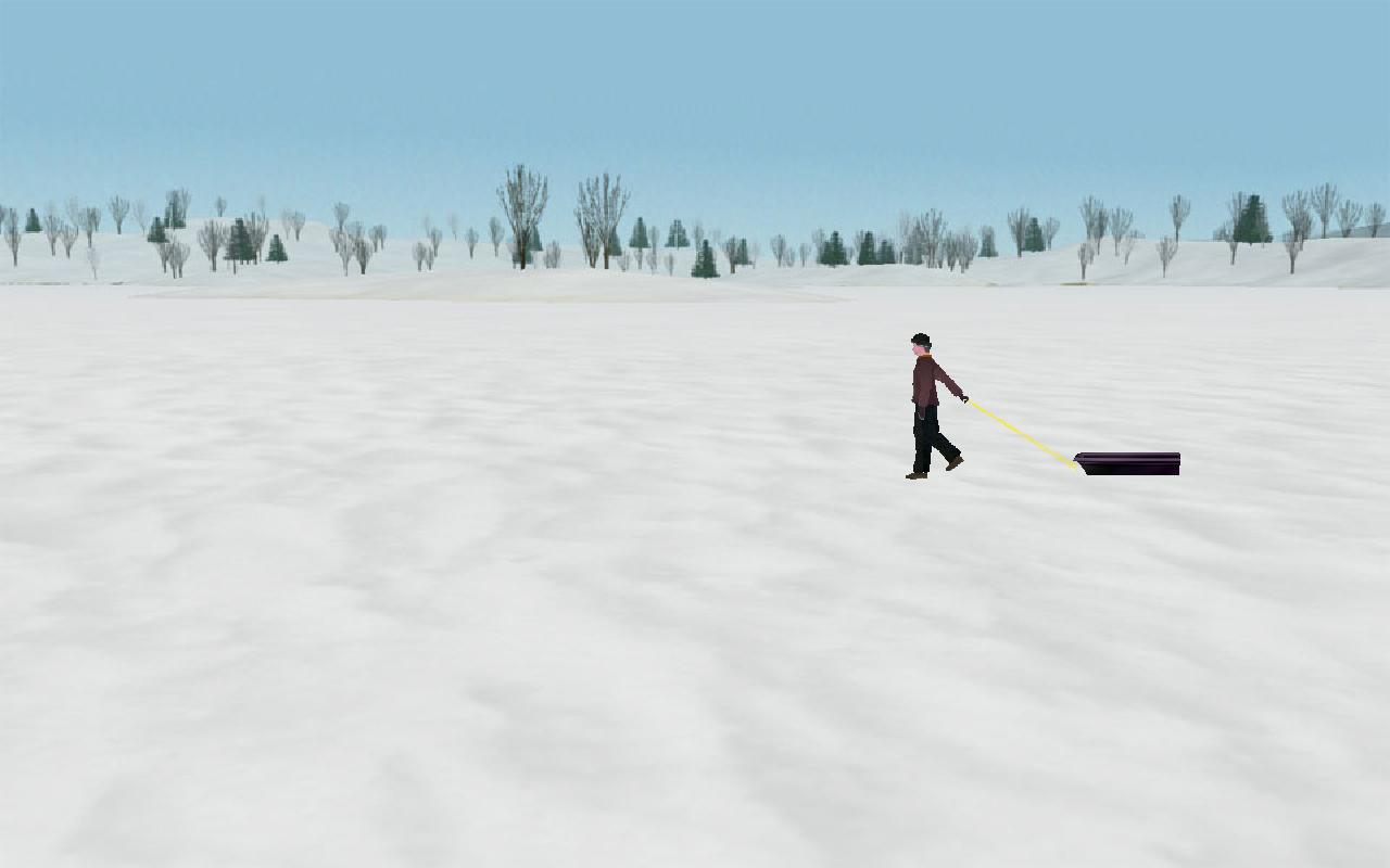 Ice Fishing Derby Premium - screenshot