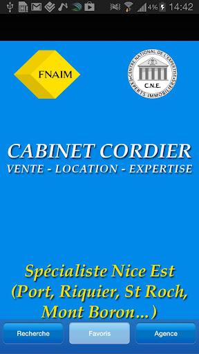 Cabinet Cordier