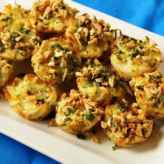 Cauliflower Kugel Bites