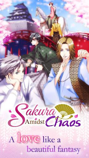 Sakura Amidst Chaos