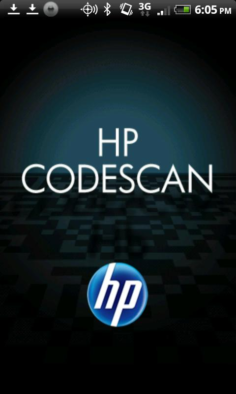 HP CODESCAN - screenshot