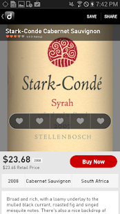 Drync - Buy Wine You Love - screenshot thumbnail