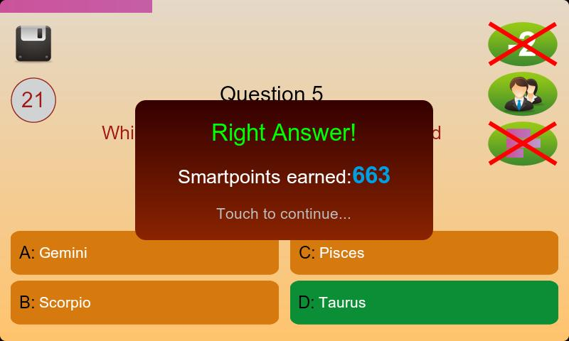 Smarty Free - screenshot